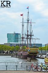 Amsterdam (VOC Ship) (keegrich89) Tags: amsterdam vocship netherlands europe canals