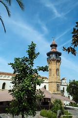 Hotel Convento La Almoraima (moligardf) Tags: hotel convento edificio histórico arquitectura monumento vegetación