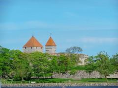 Bishop's castle, Kuressaare (Petri Juhana) Tags: castel summer sky castle tower