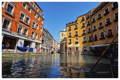 Venice (AncasterZ) Tags: gondola venice