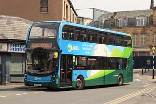 SCNL 10563 @ Lancaster bus station