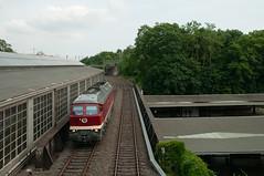 3-6-2018 - Westkreuz WFL 232 601 (berlinger) Tags: berlin deutschland westkreuz eisenbahn railways railroad locomotive diesellok ludmilla br232 wfl