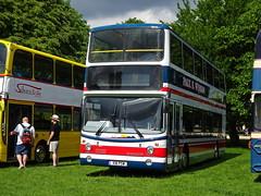 Winson X18PSW Autokarna (Guy Arab UF) Tags: paul s winson x18psw volvo b7tl alexander alx400 autokarna woollaton park nottingham buses dublin bus av294 03d20294