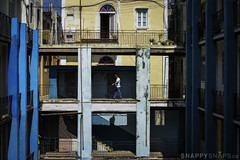 Vedado Apartment Courtyard Havana Cuba (Snappy_Snaps) Tags: cuba havana caribbean apartment courtyard vedado community neighbourhood lines architecture architecturalphotography urban
