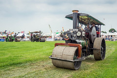 Smallwood 2018 (Ben Matthews1992) Tags: 2018 smallwood steam rally show traction engine old vintage historic preserved preservation vehicle transport history 1916 aveling porter roller 8727 tc2173