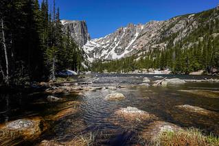 Dream Lake[Explored}