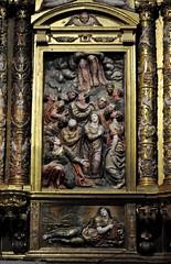 Astorga (León-España). Catedral. Retablo Mayor de 1584, obra de Gaspar Becerra. Ascensión (santi abella) Tags: astorga león castillayleón españa catedraldeastorga retablos
