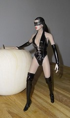 Hot kitty (greedo06) Tags: anne hathaway catwoman phicen
