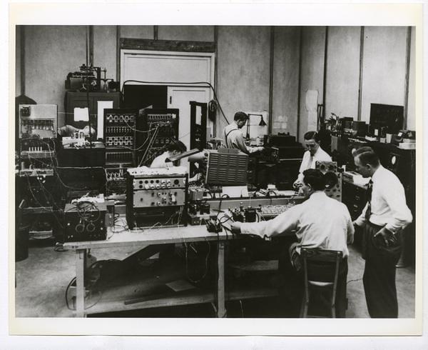 Engineers in ERA Laboratory in St. Paul, MN