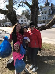 New Hampshire Earth Day Cleanup