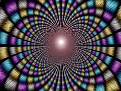 A la vitesse de la pensée - Speed of thoughts (Emmanuelle Baudry - Em'Art) Tags: abstract art artwork abstrait artnumérique artdigital digitalart dream fractal emmanuellebaudry emart lumière light composition couleur colour