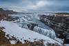 Where the Waters Gather (JeffMoreau) Tags: gullfoss waterfall foss sony a7ii zeiss landscape golden circle iceland icelandic windy epic water gather