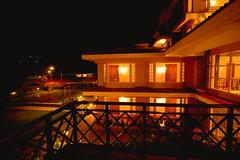 Architecture / night (Rajavelu1) Tags: kodaikanal tamilnadu india nightphotography availablelight handheld dslr art creative outdoorphotography building colours architecture artdigital lights playground hotel carlton