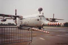 XV208 - Lockheed C-130K Hercules W.2 (iainthomson84) Tags: iat 1994 international air tattoo raf fairford july uk airshow aircraft aeroplane military snoopy hercules c130