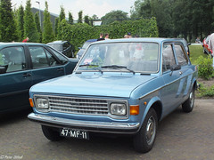 1976 FIAT 128 Special (peterolthof) Tags: youngtimerfestival2018 peterolthof boxtel 47mf11