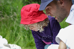 Edinburgh Botanic Gardens BioBlitz 2018 -31 (Philip Gillespie) Tags: • edinburgh royal botanic gardens 2018 big bioblitz bio blitz kids children men women man woman people fun faces smiles water wet insects bugs moths spiders legs arms eyes hats grass trees bushes plants short pool sun sky pond lilly wings park nature colour green blue red yellow orange purple science teach record check house cottage photo photography canon 5dsr rbgenature thebotanics dipping worms birds bigbotanicsbioblitz