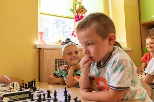 X Szachowe Mistrzostwa Przedszkola Miejskiego Nr 6-25
