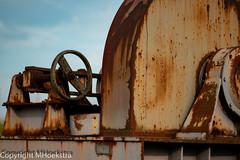 It`s mechanical (RandallStuart) Tags: industry rusty mechanical steel machinery