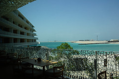 2018-06-FL-190758 (acme london) Tags: 2018 antoniocitterio balcony beach bulgari dubai hotel hotelresort meraas pattern precastconcrete shading uae