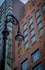 April on the Lower East Side (Robert Borden) Tags: street lamp streetlamp urban city architecture building lowereastside nyc newyorkcity newyork ny thebigapple fuji fujifilm fujifilmxt2 fujiphotography perspective windows morning