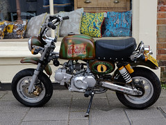 Mini Motorbike (Mark Bendig) Tags: mini motorbike custom built