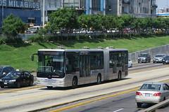 Metropolitano, Lima, Peru. (KK70088) Tags: bus busrapidtransit brt lima peru metropolitano bonluckbus