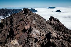 La Palma_2018_23 (ichbinsEvi) Tags: lapalma landscape vulkan kanarischeinseln sky wolken himmel clouds