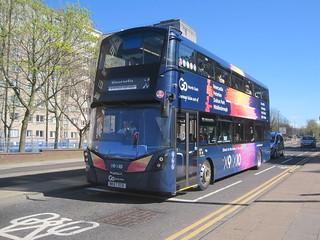 Go North East 6309 (NK67 ECE). High West Street, Gateshead