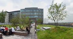 20180525-020 Rotterdam Erasmus MC (SeimenBurum) Tags: rotterdam netherlands erasmus erasmusmc hospital ziekenhuis panorama architecture architectuur garden roofgarden daktuin tuin