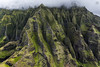 Kauai Heli Tour - Honopū Valley (lycheng99) Tags: honopūvalley kauai hawaii green greenvalley clouds nāpalicoast helicopter maunaloahelicopter maunaloahelicoptertours travel tropics valley mountains volcano volcanicrocks landscape nature