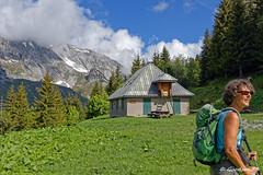 Maison forestière de Coutarse - Bauges (Goodson73) Tags: didier bonfils goodson73 dgoodson bauges pointe de chaurionde 2157m parc du mouton rando montagne