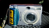 Canon A30, 2002. My first Digital Camera. (Paul Hillman.) Tags: canon camera a30 old 2002