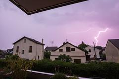 Orage du 28.05.18 (Matthieu Plante) Tags: orage storm lightening eclair france europe canon 6d clouds cloud stormscape