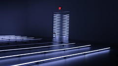 Naked Eyes Exhibit by Nonotak - Noemi Schipfer & Takami Nakamoto at the Artechouse (Peter Hutchins) Tags: artechouse museum naked eyes nakedeyes washington dc nonotak noemi schipfer noemischipfer takami nakamoto takaminakamoto art light