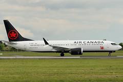 C-FSIP (GH@BHD) Tags: cfsdw boeing 737 73m 738 b737 b738 b73m 737max8 ac aca aircanada dub eidw dublin dublinairport dublininternationalairport airliner aircraft aviation