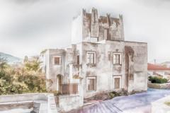 6230T4hN Barozzi Tower, Filoti, Naxos (foxxyg2) Tags: towers naxos cyclades greece fortifiedtowers history greekhistory topaz topazsoftware topazstudio niksoftware art hdr greekislands islandhopping islandlife topazsimplify