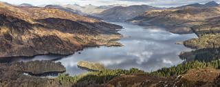 Loch Katrine, The Trossachs