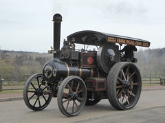 "McLaren Road Locomotive 1110 ""Big Mac"" (Terry Pinnegar Photography) Tags: beamish museum countydurham steam traction engine vintage bigmac mclaren roadlocomotive 1110 bf5258"