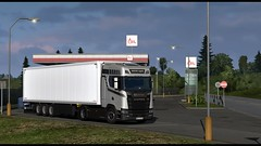 (K a c p e r K W C) Tags: ™zawtan itruckspl scania schmitz scandinavia skandynawia sky spedycja transport truck trans trailer night nextgen europe express euro6 ets2