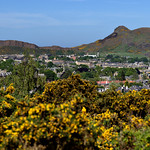 Arthur's Seat seen from Blackford Hill