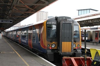 South Western Railway 450 014