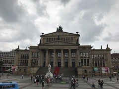 Concert Hall - Berlin, Germany - June 2018 (firehouse.ie) Tags: concerts venue hall gendarmenmarkt structure premises building architecture june2018 concerthall germany berlin