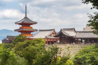Kiyomizu-dera Site Unesco Kyoto