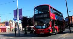 London General WVL276 on route 270 Mitcham 27/05/18. (Ledlon89) Tags: bus buses london transport londonbus londonbuses