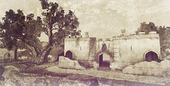 Castles Angel'Sidhe (zaziaa resident) Tags: lesrêvesperdus castle angelsidhe