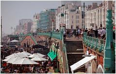 brighton seafront 2018 (pg tips2) Tags: brighton seafront may spring sunshine bankholiday 2018 coast promanade heatwave brightonseafront