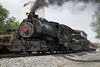 Tank Engine Departure (DJ Witty) Tags: nikond610 train photography railroad rr walkersvillesouthernrailway steamlocomotive 040t