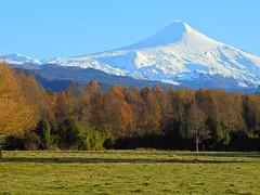 Volcán Villarrica (Mono Andes) Tags: andes chile chilecentral regióndelaaraucanía volcán volcano volcanoe volcánvillarrica otoño