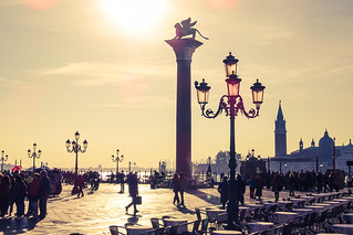 Venezia: In the early morning