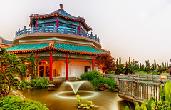 The Pagoda Restaurant and Tea House (Ed Ellington) Tags: norfolk virginia unitedstates us virginiase